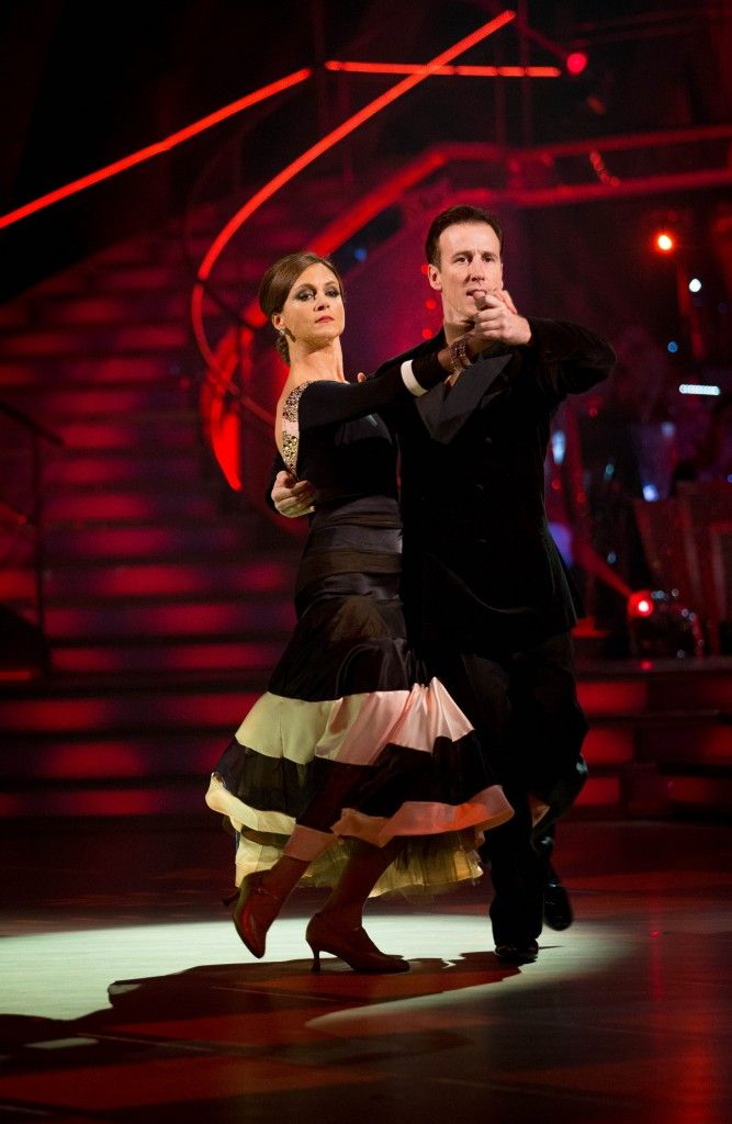 Strictly Come Dancing 2015 - Katie and Anton - Week 2