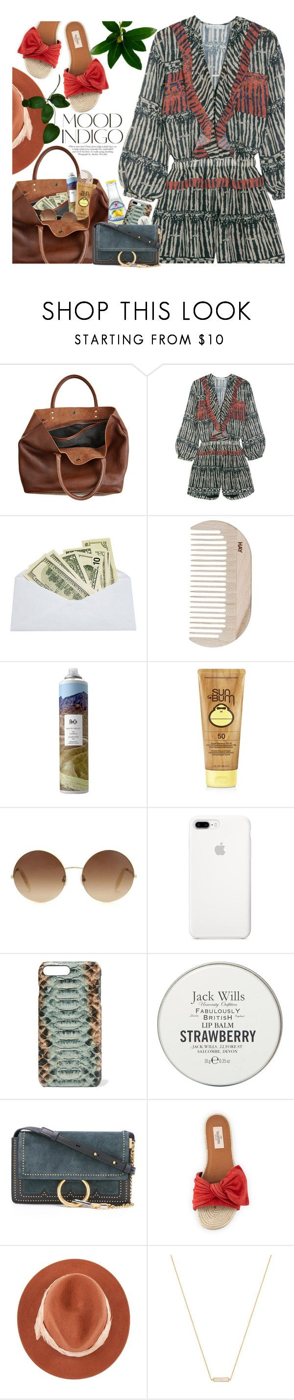 """""""Favorite Festival Trend: Rompers"""" by hollowpoint-smile ❤ liked on Polyvore featuring Monserat De Lucca, IRO, HAY, R+Co, Forever 21, Victoria Beckham, The Case Factory, Jack Wills, Chloé and Valentino"""