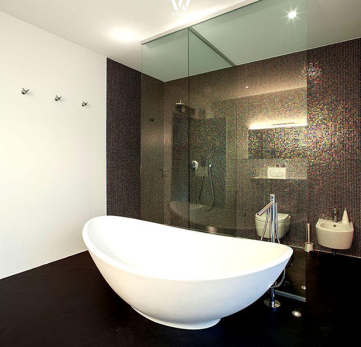 15 besten freistehende badewanne Bilder auf Pinterest ... | {Badewanne freistehend 2 personen 56}