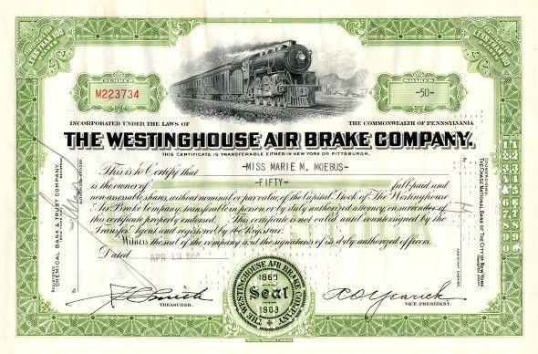 Westinghouse Air Brake Company - Pennsylvania