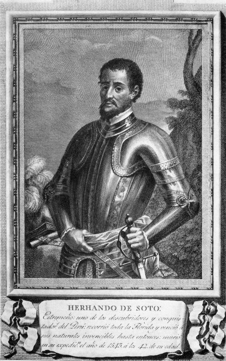 Hernando de Soto - Wikipedia, the free encyclopedia
