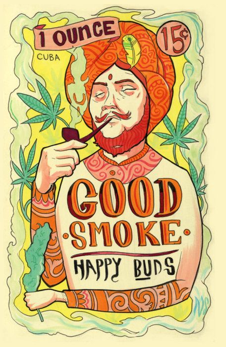 good smoke happy buds