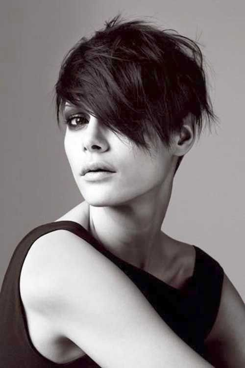 edgy asymmetrical haircuts asymmetrical pixie cut for search 5425