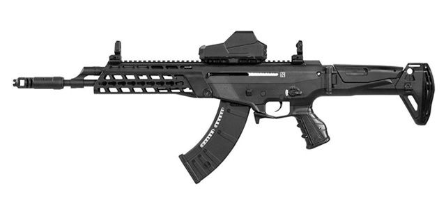 Kalashnikov USA、イスラエル軍特殊部隊による開発協力の下「AK Alfa」を発表 - ミリブロNews