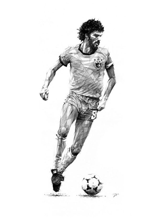 design shout: Players illustrations by Dave Merrell