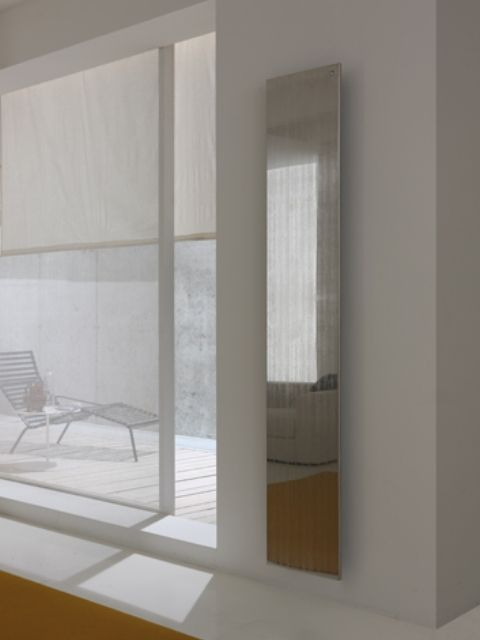 REX STAINLESS STEEL RADIATOR – Flat Panel Radiators | Senia Group UK- 2x Living area