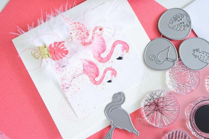 Flamingos Flamingos Flamingos by Melilis