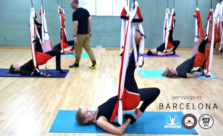 Aerial Yoga Barcelona, AeroYOga®, #aeroyoga #yogaaereo #aerialyoga #wellness #bienestar #exercice #ejercicio #belleza #helalth #salud #teachertrainign #madrid #barcelona #sevilla #valencia #paris #france #portugal #lisboa #porto #italia #roma #df #USA #canada #argentina #chile #aeroyogabarcelona #aeropilatesbrasil #aeropilatesmadrid #aeropilatesbarcelona #iogaaeri #aeroyogacatalunya