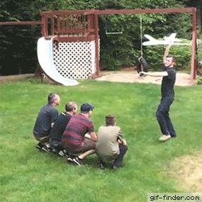 The foam plane roulette | Gif Finder – Find and Share funny animated gifs