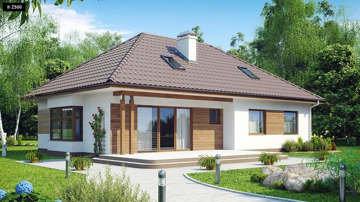 Projekty domów Z500, Domy jednorodzinne