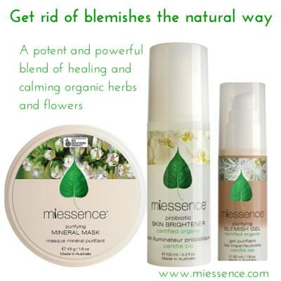 Great for #acne prone skin  This actually works and its all #Certifiedorganic  #Miessence