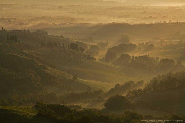 """Italy, Tuscany, landscape"""