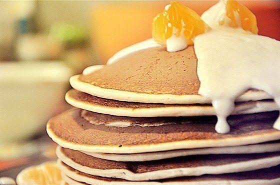 American pancake!