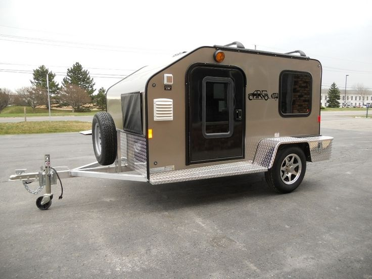 1000 Images About Small Campers On Pinterest Models Lightweight Trailers And Appliances