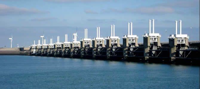 Delta Works, Netherlands