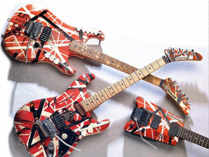 Eddie Van Halen Reveals Newly Restored Iconic Steinberger 5150 Guitar Page 2 The Gear Page