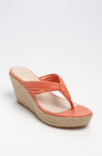 """go with orange embroidery on """"razzle"""" cover-up? too nice for beach?"""