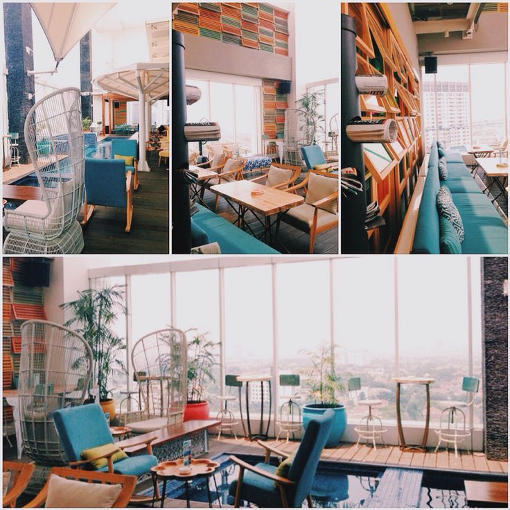 Karumba Sky-Lounge Rooftop 19th Fl Mercure Hotel Lebak Bulus Jakarta Selatan