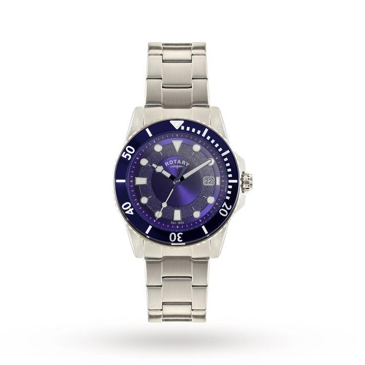 Mens Rotary Watch GB00487/05 #Jewellery