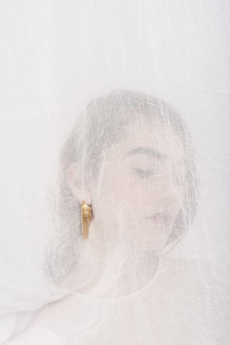 NOT EVEN CAELIUS. Photo credits: Alexandru Boghian. Make-up Ioana Covali. Model Ada Tache - 'Found.Lost.Found': Romanian Jewellery Design at the London Fashion Week 2016