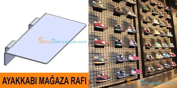 ayakkabı mağazası rafı kml805 3