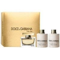 Dolce and Gabbana The One 3 Piece Gift Set for Women - http://www.theperfume.org/dolce-and-gabbana-the-one-3-piece-gift-set-for-women/