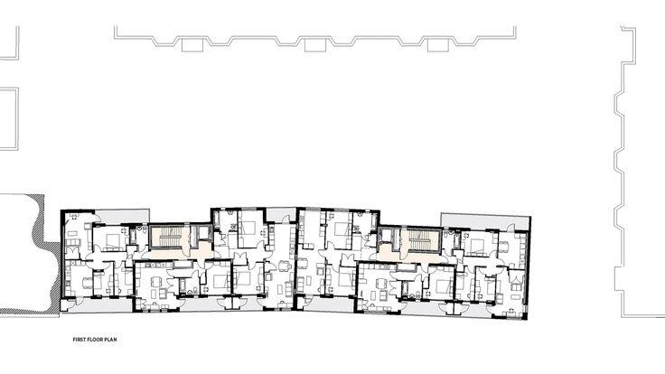 Elmwood Court,First Floor Plan