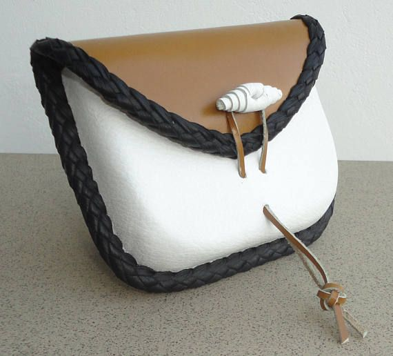 Leather bag wet formed wallet envelope bag elegant