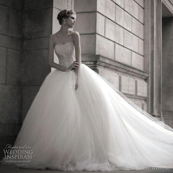 wedding dress ball gown (*...*)