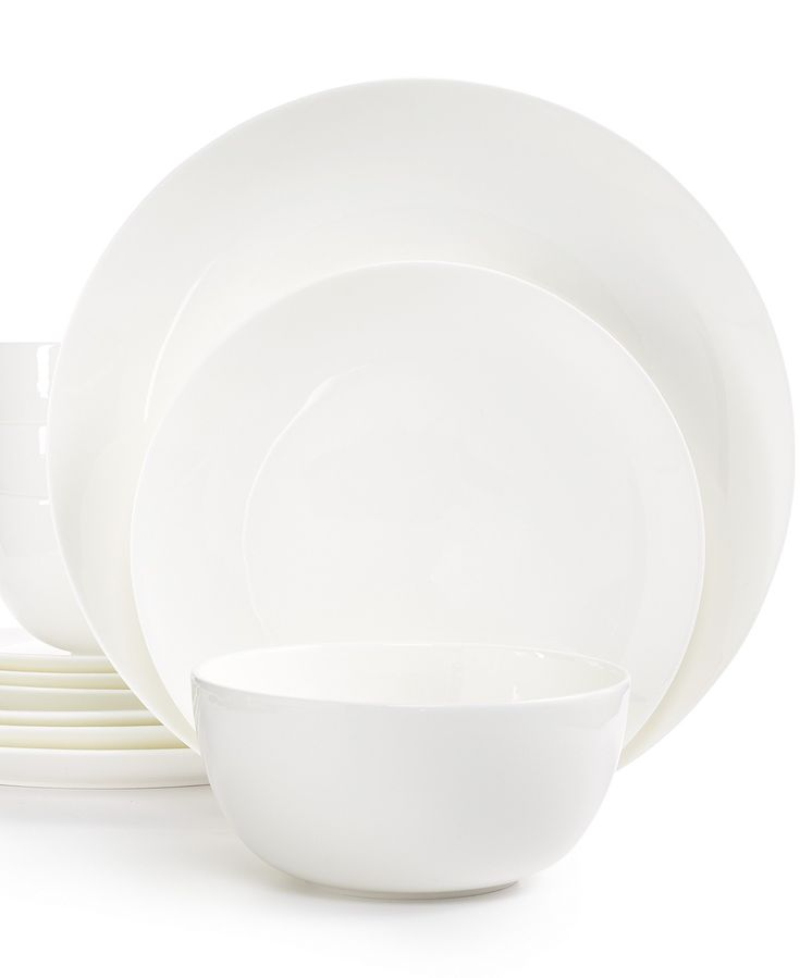 Hotel Collection Plates: Best 25+ White Dinnerware Ideas On Pinterest
