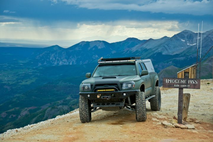 Expedition build of 2009 Toyota Tacoma with Long Travel Suspension | Tav LLC