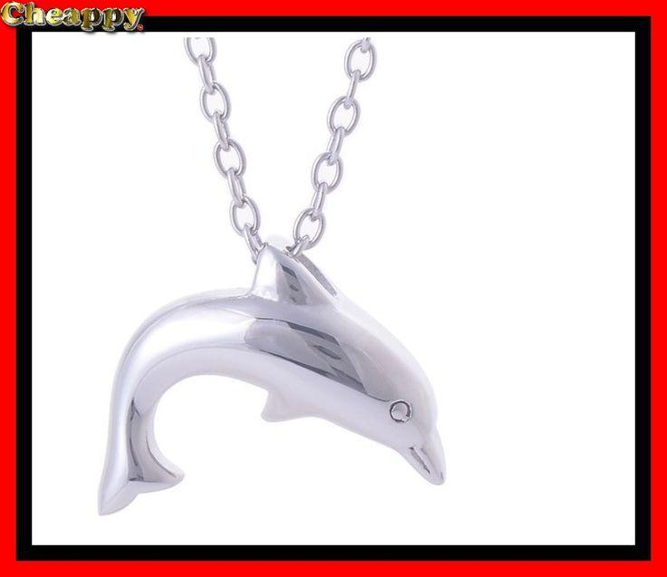 Mooie as hanger, as urn in de vorm van een Dolfijn