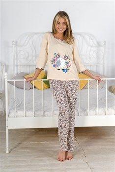 пижама с овечками
