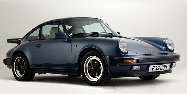 The Top 20 Porsche Models of All-Time