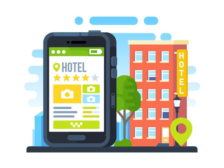Hotel Booking in MAPS.ME / Radik Zagidullin for Mail.Ru