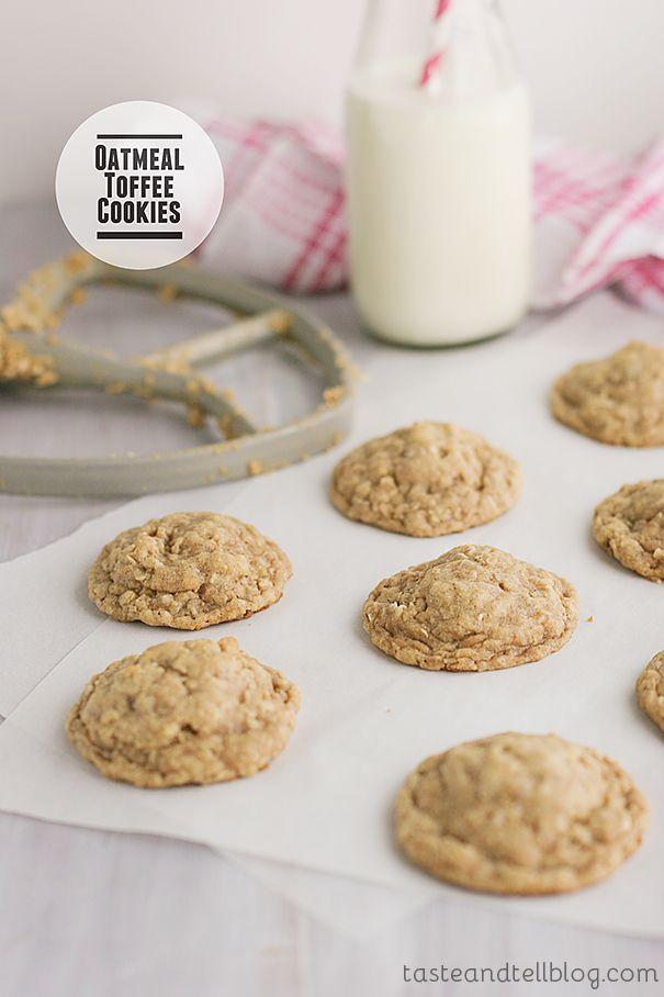 ... Cookies, Chocolate Chip Cookie, Toffee Cookies, Food Cookies, Oatmeal