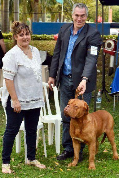 Exposición canina del Paraguay Kennel Club - Edicion Impresa - ABC Color
