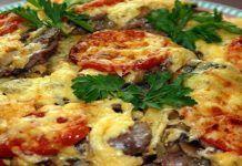 Мясо в духовке по особому рецепту. Сочное вкусное, и очень сытное блюдо!