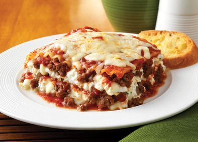 Johnsonville Italian All Natural Ground Sausage Lasagna  This might be my new favorite lasagna and its easy I used the oven ready noodles