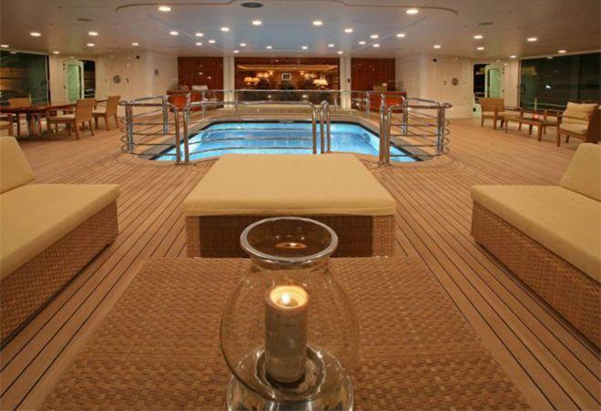 MEET the $160 Million Yacht TATOOSH