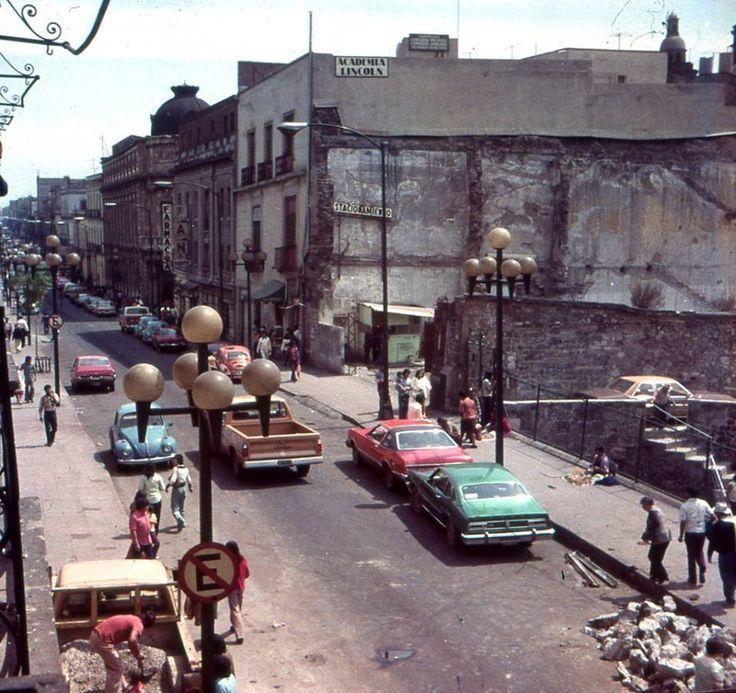 50 fotos históricas de la Ciudad de México (parte 3) - Taringa!