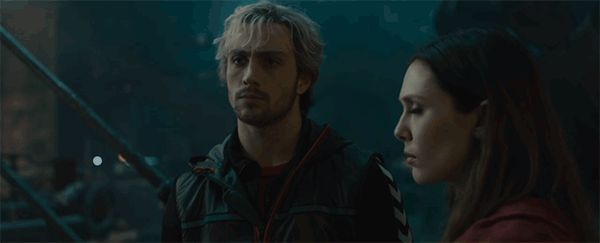 I got Quicksilver & Scarlet Witch! Which Superhero Duo Are You And Your Best Friend?