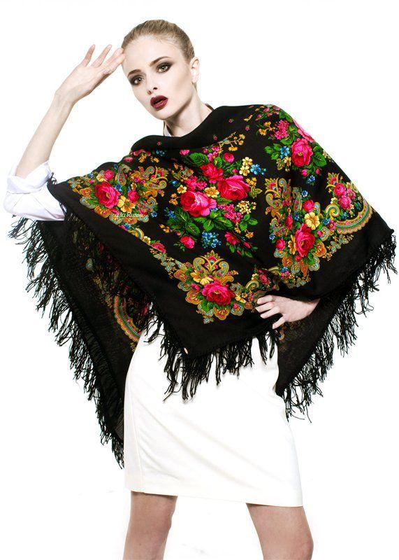 платок святочный летнии сумерки - Поиск в Google