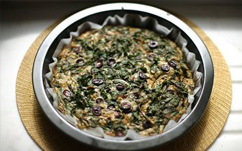 Recipe of the week: Mediterranean Frittata