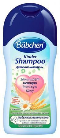 Bubchen Детский шампунь 200 мл  — 230р. ------------------------  Специально разработанный детский шампунь бережно очищает и защищает чувствительную кожу головы от пересыхания. Волосы легко расчесываются и приобретают естественный шелковистый блеск. Для нежного очищения и ухода. «Без слез». Обеспечивает мягкое очищение волос и кожи головы, оказывает успокаивающее и увлажняющее действие.   с натуральными экстрактами ромашки и цветков липы моющие вещества на растительной основе pH-нейтрален не…