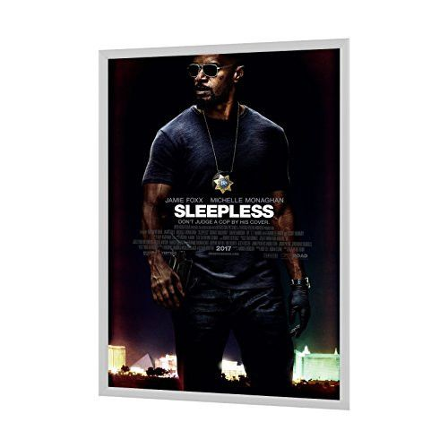 Movie Poster Frame 27x40 Inch, Black SnapeZo Profile, Home Theater Poster Frame, Professional Series for One Sheet Movie Posters