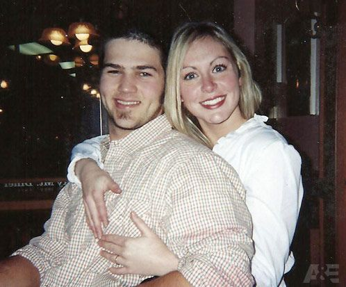 jep robertson before duck dynasty | youngest son jeptha jep robertson and his wife jessica robertson