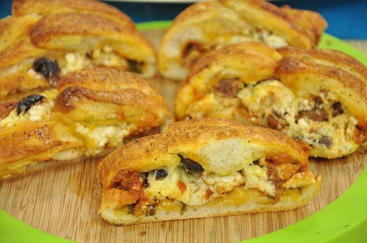 Katlamalı Pizza   Oktay Usta [ Resmi Web Sitesi ]