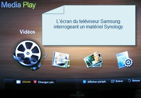 Tuto DLNA : Association d'un Nas Synology et d'un téléviseur Samsung tv   Autour de… Sam   Page 2