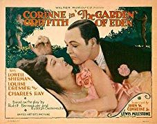 Corinne Griffith and Charles Ray in The Garden of …